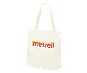 Trailhead Canvas Tote Bag, Natural-Merrell Repeat, dynamic