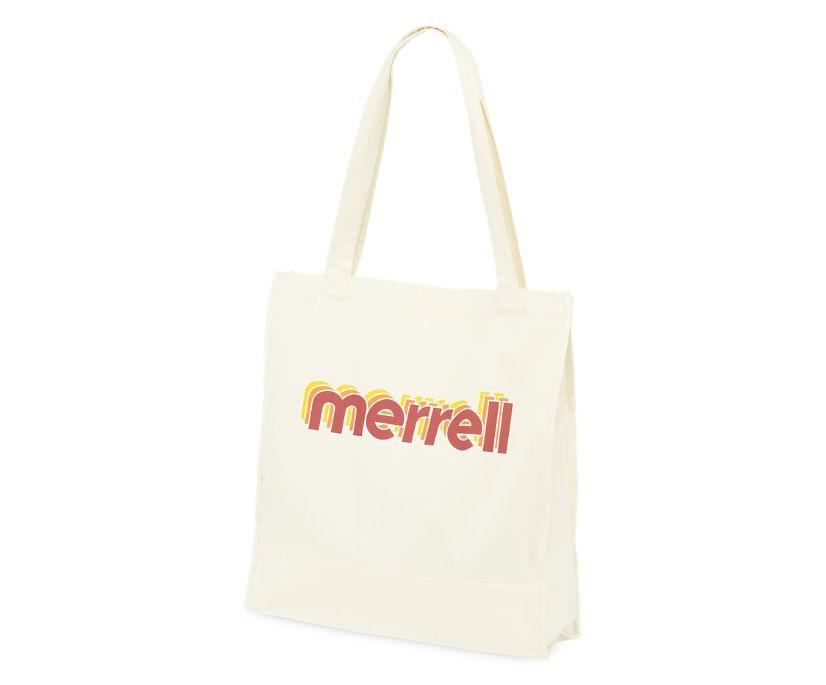Trailhead Canvas Tote Bag, Natural-Merrell Repeat, dynamic