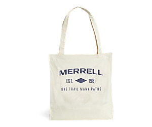 Trailhead Canvas Tote Bag, Natural-Merrell, dynamic