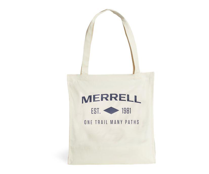 Trailhead Canvas Tote Bag, Natural-Merrell, dynamic