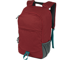 Trailhead Banff Backpack, Syrah, dynamic
