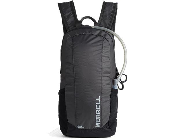 Hydration 6L Pack, Asphalt, dynamic