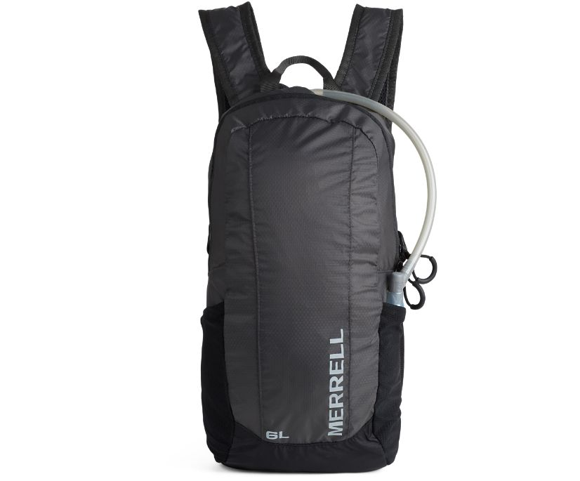 Hydration 6L Pack, Asphalt, dynamic