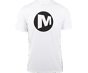 Logo Tee, White, dynamic