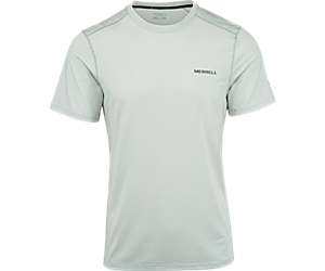 Tencel® Short Sleeve Tee with drirelease® Fabric, High Rise, dynamic