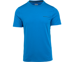 Tencel® Short Sleeve Tee with drirelease® Fabric, Imperial Blue, dynamic