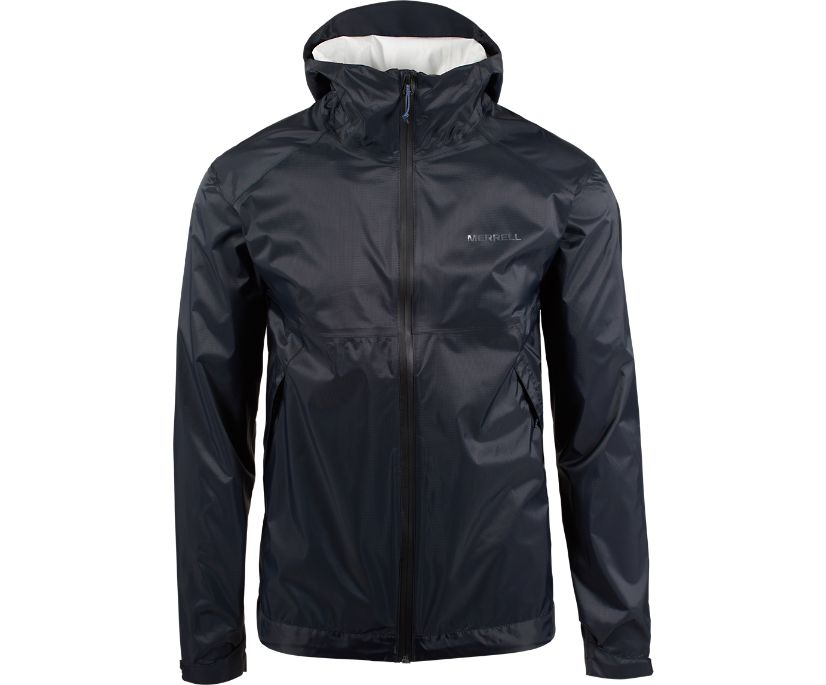 Fallon 4.0 Rain Jacket, Black, dynamic