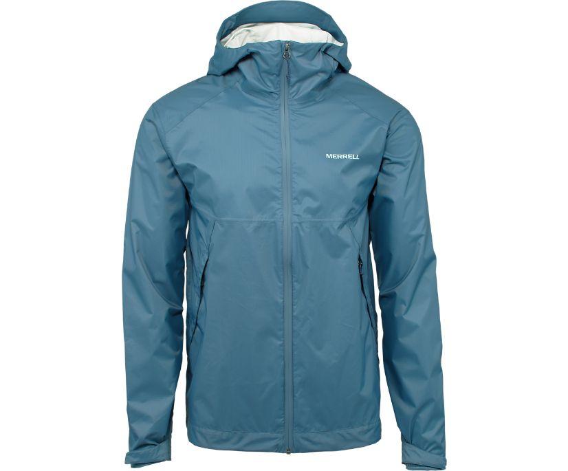 Fallon 4.0 Rain Jacket, Bering Sea, dynamic