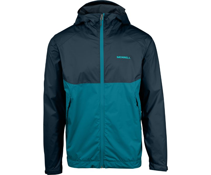 Fallon 4.0 Rain Jacket, Navy, dynamic