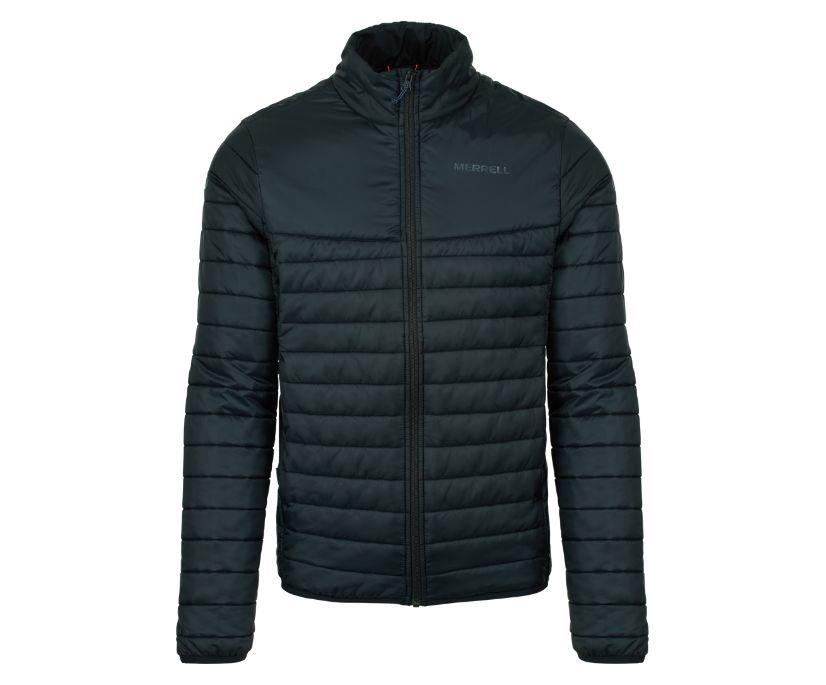 Entrada Insulated Jacket, Black, dynamic