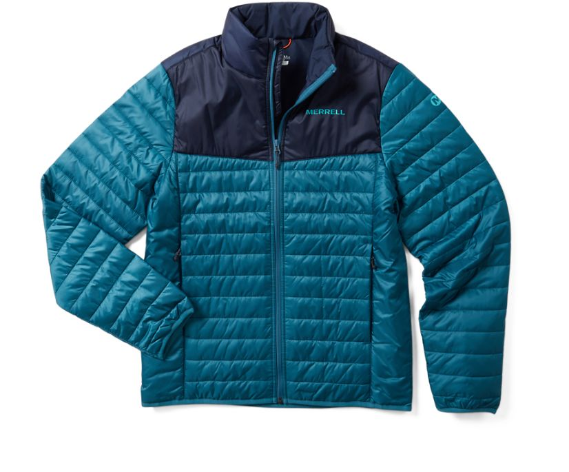 Entrada Insulated Jacket, Dragonfly, dynamic