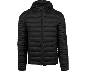 Ridgevent™ Thermo Hoody, Black, dynamic