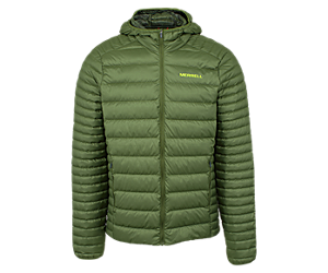 Ridgevent Thermo Hoody, Chive, dynamic