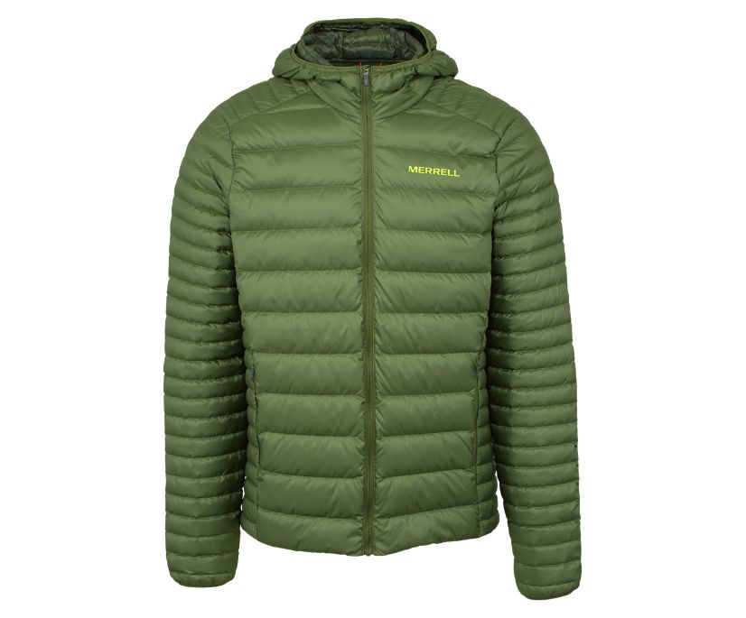 Ridgevent™ Thermo Hoody, Chive, dynamic