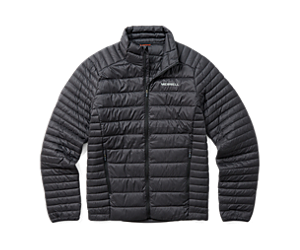 Ridgevent Thermo Jacket, Black, dynamic