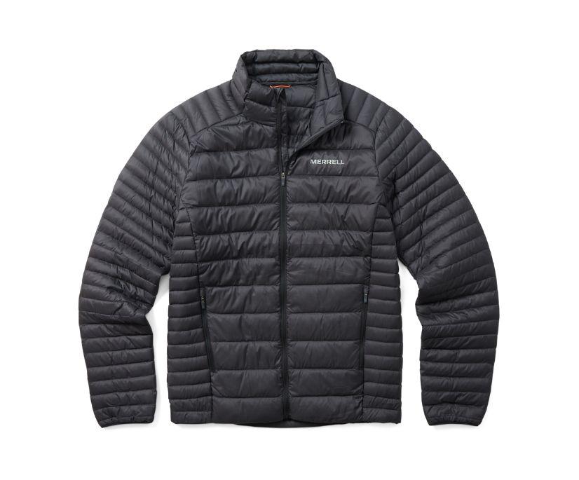 Ridgevent™ Thermo Jacket, Black, dynamic