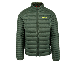 Ridgevent™ Thermo Jacket, Forest, dynamic