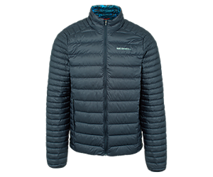 Ridgevent Thermo Jacket, Navy, dynamic