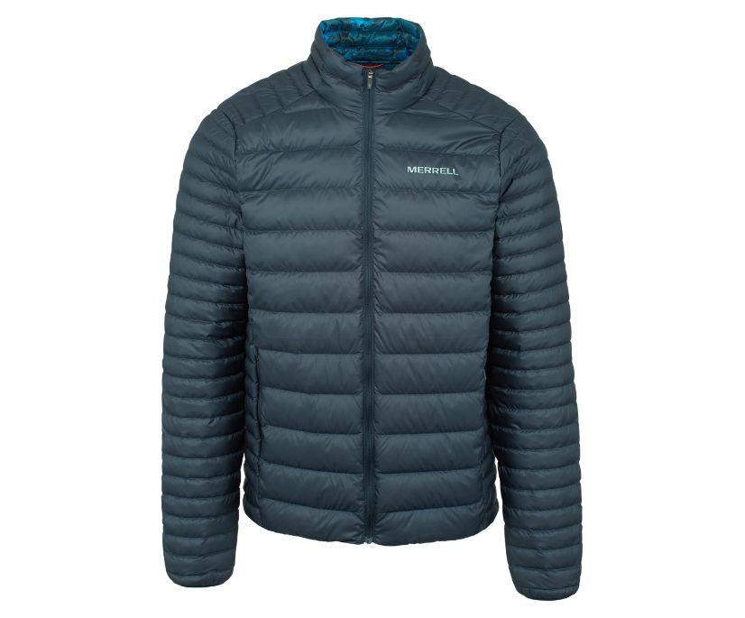 Ridgevent Thermo Jacket, Navy, dynamic