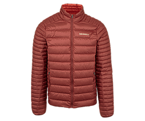Ridgevent™ Thermo Jacket, Brick, dynamic