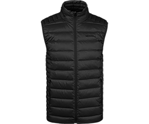 Ridgevent Thermo Vest, Black, dynamic