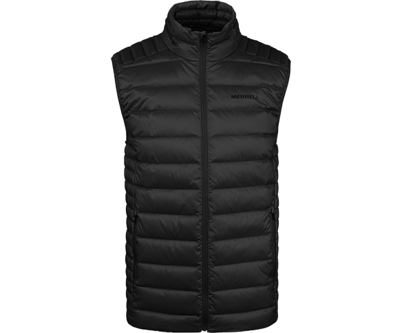 Ridgevent Thermo Vest, Black, dynamic