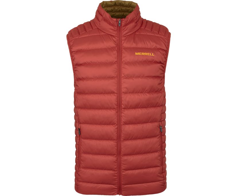 Ridgevent™ Thermo Vest, Bossa Nova, dynamic