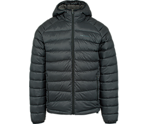 Ridgeline Thermo Parka, Black, dynamic