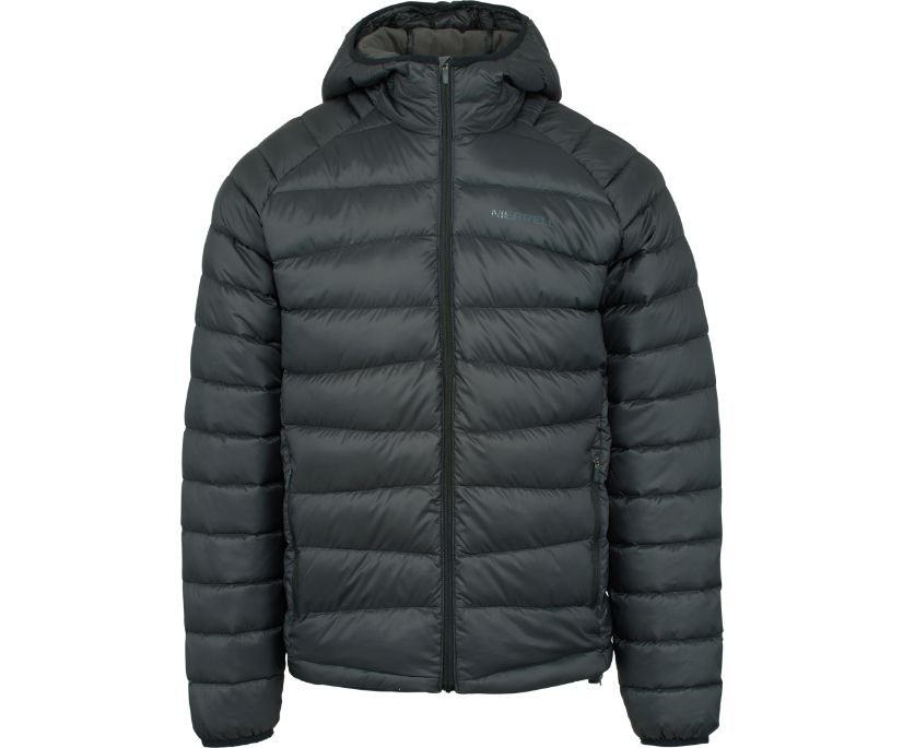 Ridgeline Thermo Parka, Black, dynamic