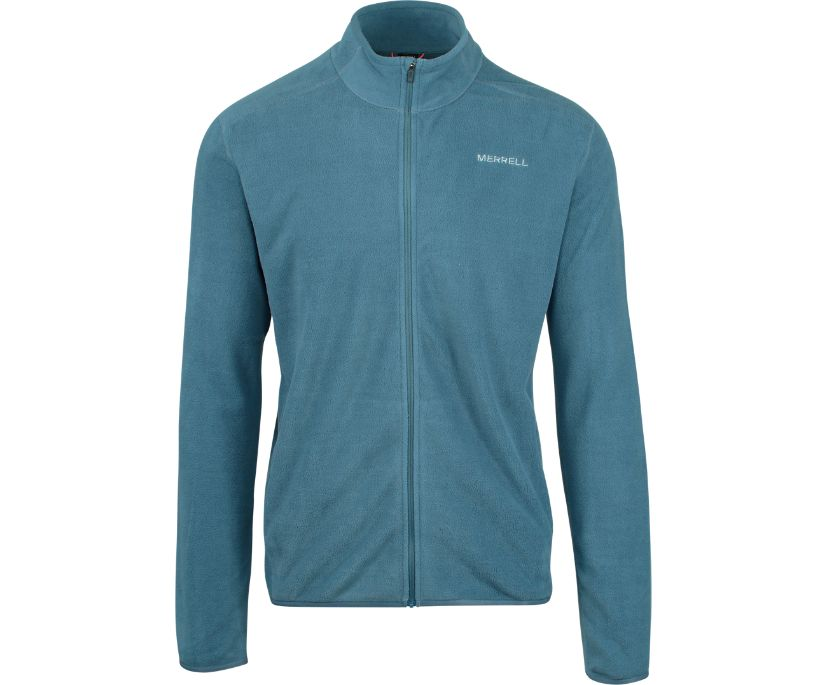 Flux Lightweight Full Zip, Bering Sea, dynamic