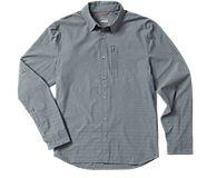 Sanford Long Sleeve Button Down, High Rise, dynamic