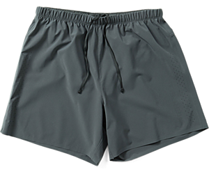 Ultralite Short, Asphalt, dynamic