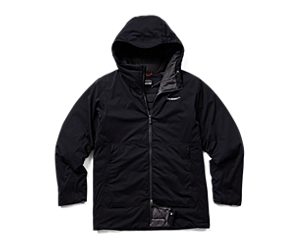 Whisper Rain Insulated Jacket, Black, dynamic
