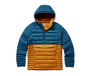 Ridgevent™ Thermo Anorak, Polar/Inca, dynamic