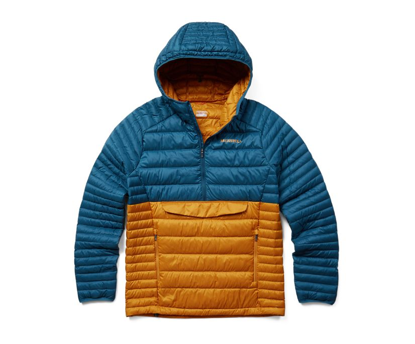 Ridgevent Thermo Anorak, Polar/Inca, dynamic
