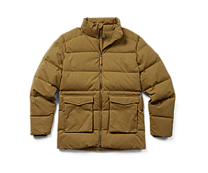 Terrain Cotton Parka, Coyote, dynamic