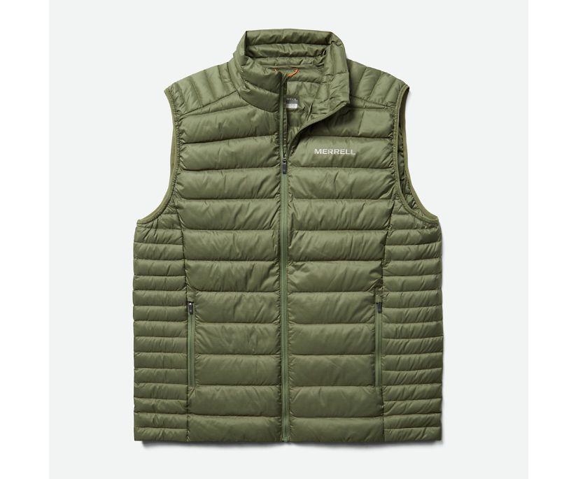 Ridgevent™ Thermo Vest, Lichen, dynamic