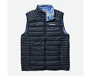 Ridgevent™ Thermo Vest, Night Sky, dynamic