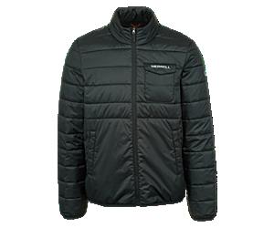 Terrain Insulated Jacket, Black, dynamic