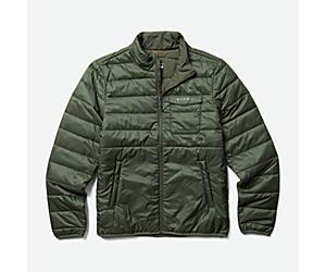 Terrain Insulated Jacket, Pine, dynamic