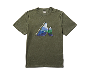 See America Tee, Continental Divide Trail, dynamic