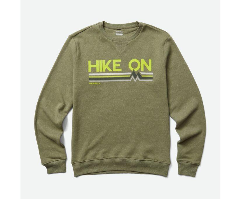 Keep Hiking On Crew, Lichen, dynamic