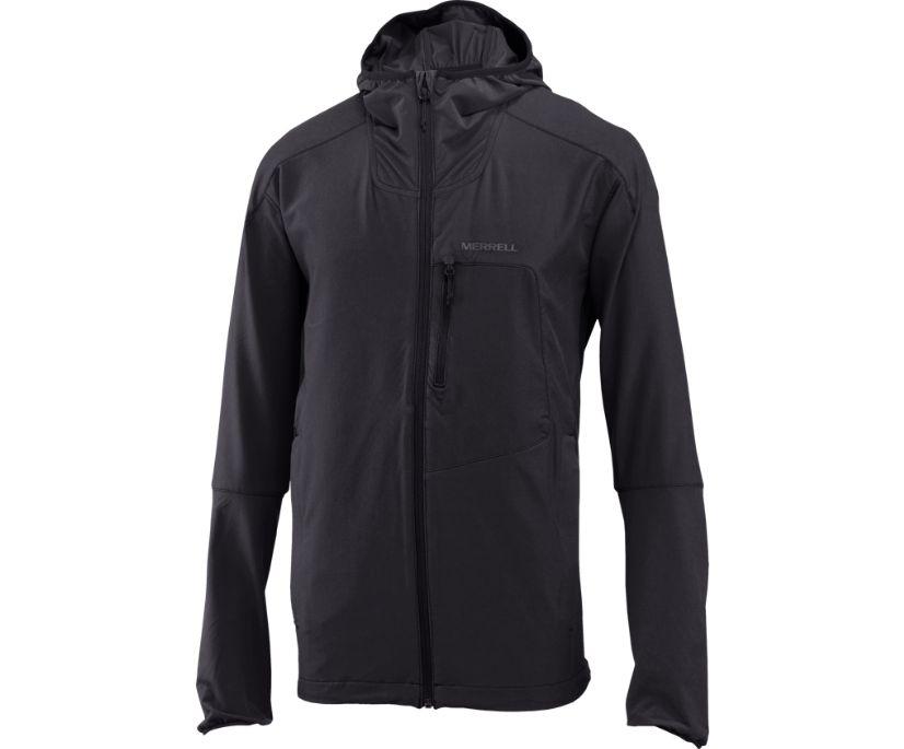 Stapleton Softshell Jacket, Black, dynamic