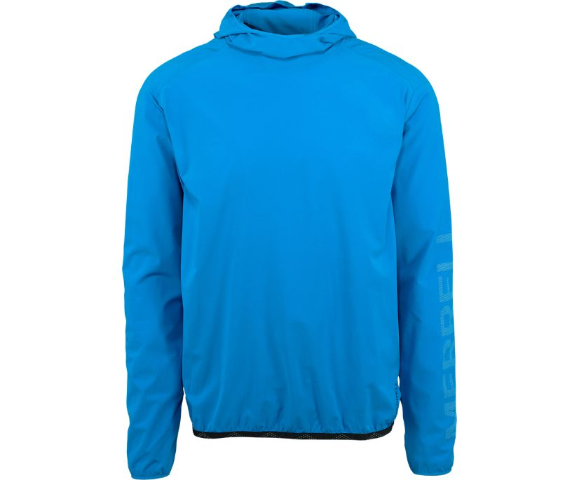 Ultralite Wind Shell Jacket, Imperial Blue, dynamic