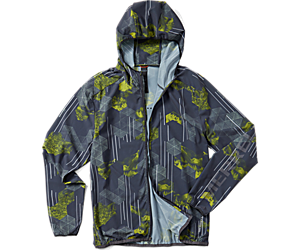 Ultralite Full-Zip Hoody, Asphalt Print, dynamic