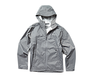 Fallon Rain Jacket, Rock, dynamic