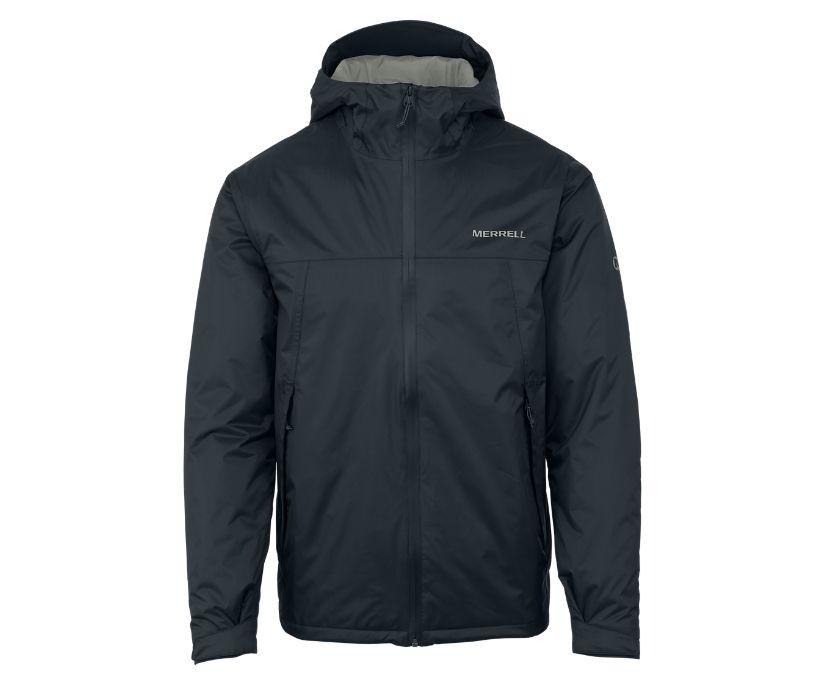 Fallon Insulated Jacket, Navy, dynamic