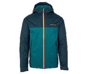 Fallon Insulated Jacket, Navy/Dragonfly, dynamic