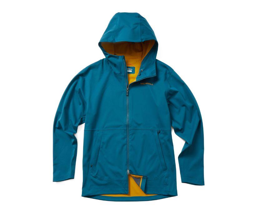 Whisper Rain Jacket, Polar, dynamic