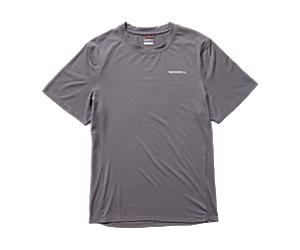 Tencel™ Short Sleeve Tee, Rock, dynamic